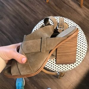 Marc Fisher heeled sandals